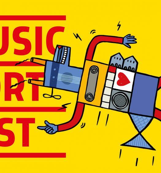Llega la Primera Edición del Music Port Fest con Artistas como Mala Rodríguez, Sara Hebe y Núria Graham
