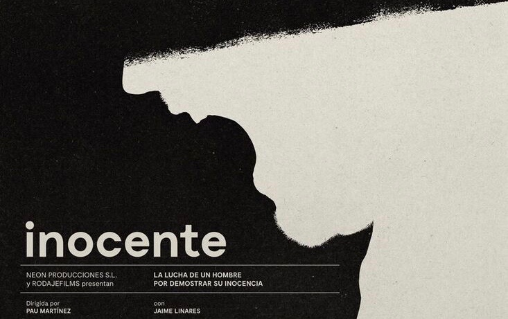 "Cartel película ""Inocente"""
