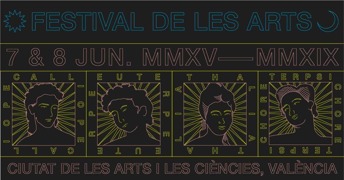 OTRO AÑO MÁS TIENES UNA CITA CON EL FESTIVAL DE LES ARTS 2019