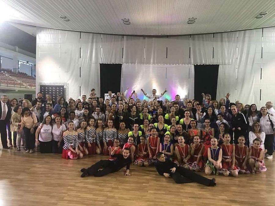 escuela de baile 'Pas a Pas'