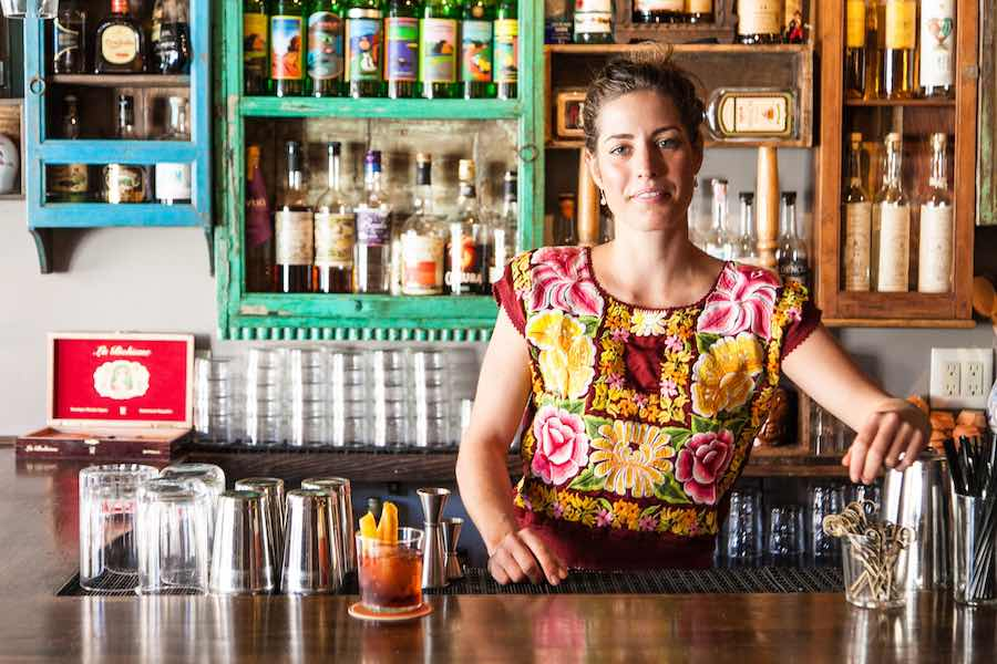 Ivy Mix, la mejor coctelera de nueva York