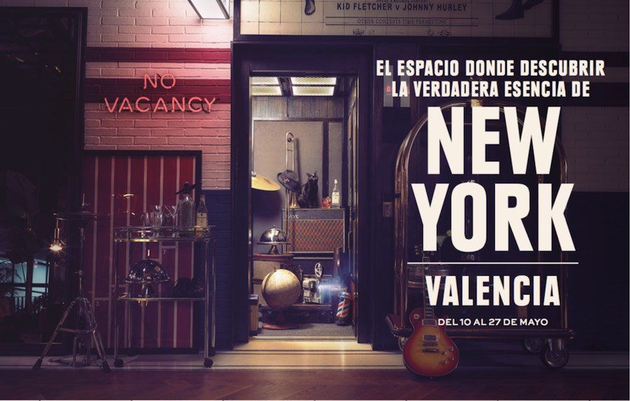 Seagram's New York Hotel en One Shot Reina Victoria 04
