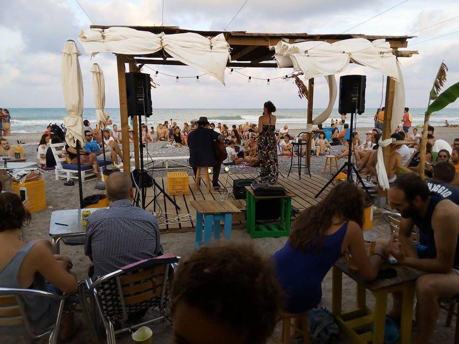 Calipso, chiringuitos en Valencia