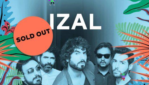 SOLD OUT Izal Conciertos de Viveros (pero todavía puedes conseguir entradas)