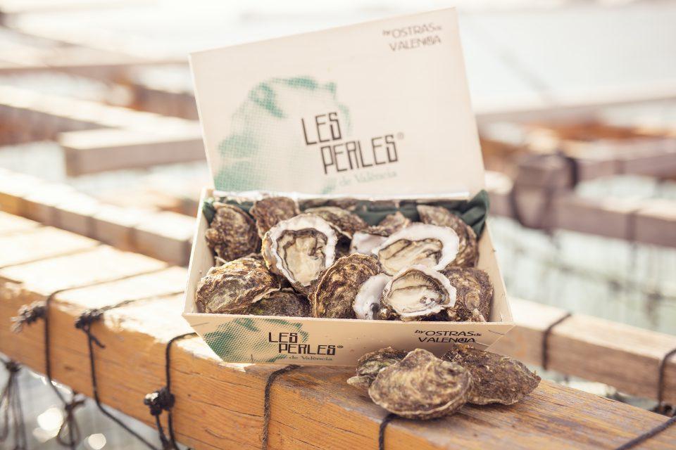Dónde comer las mejores ostras en Valencia: Les Perles