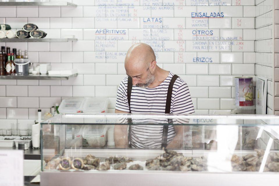 Dónde comer ostras en Valencia: Ostras Pedrín