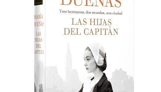 """María Dueñas y """"Las hijas del Capitán"""""""