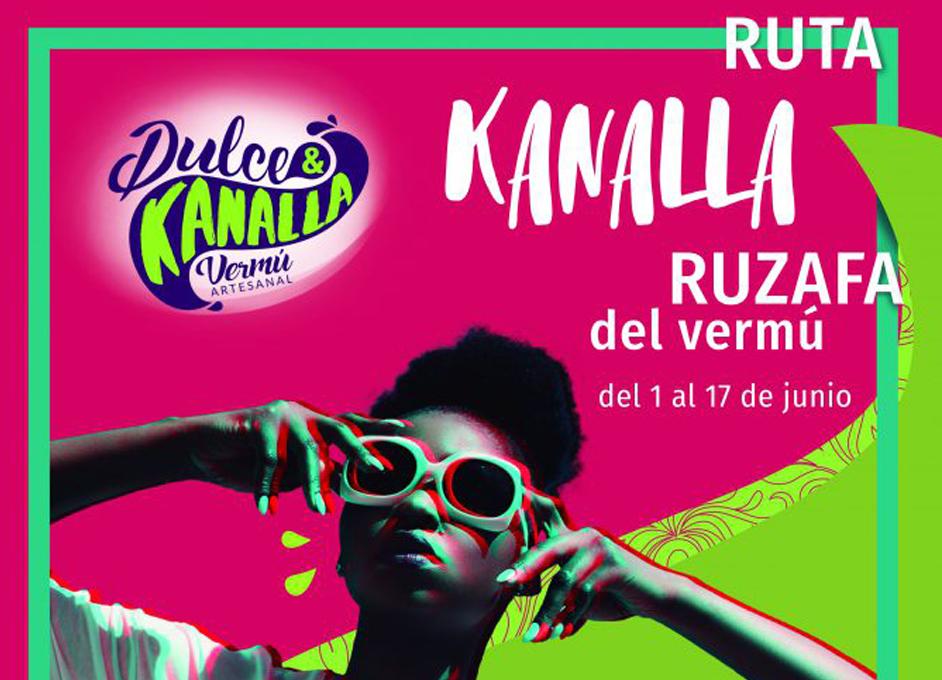 I Ruta Ruzafa Vermut Dulce & Kanalla