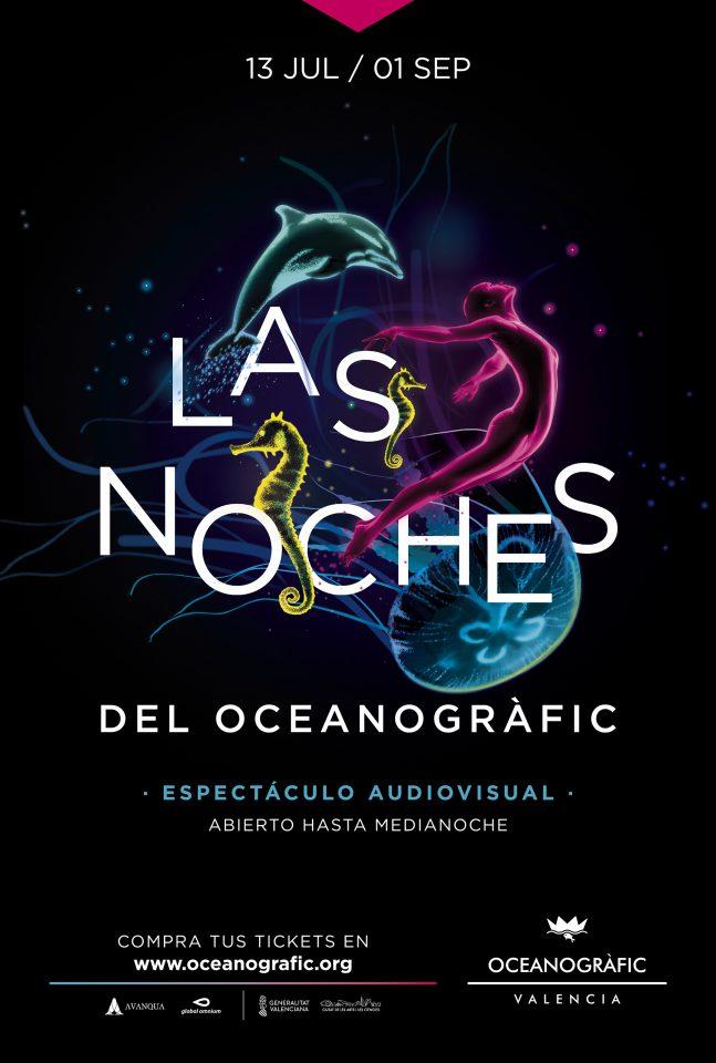Las noches del Oceanogràfic
