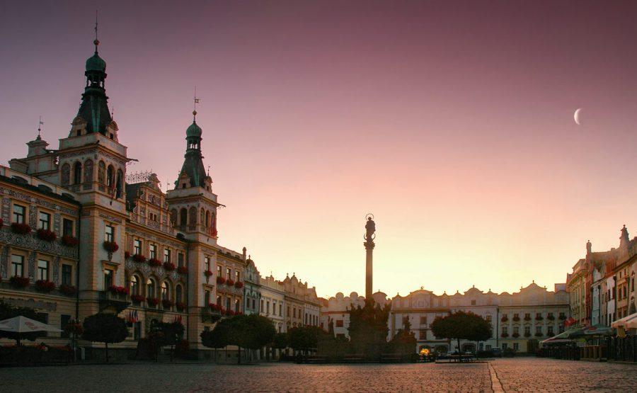 Vuelos a Pardubice con Ryanair