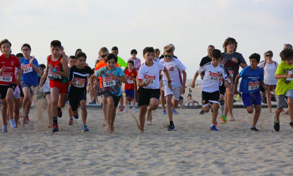 La Volta a la Platja abre el verano de carreras en València
