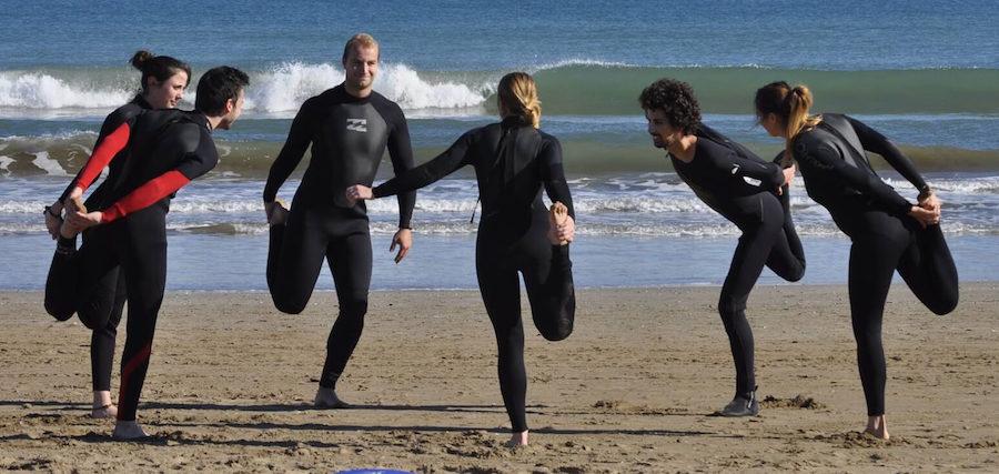 Las Arenas Escuela de Surf