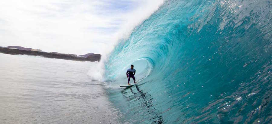 playas para hacer surf en valencia