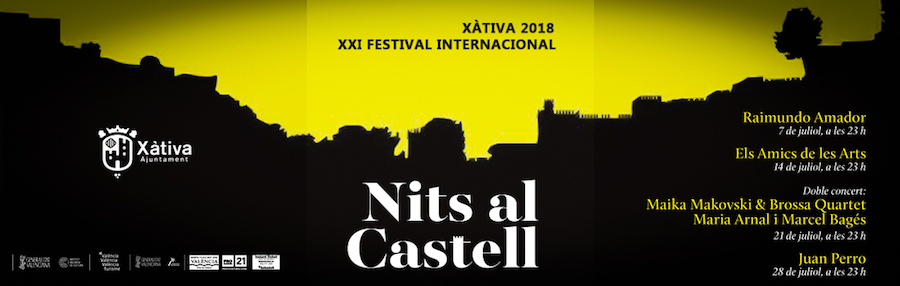 "Festival internacional ""Nits al Castell"", Xàtiva"