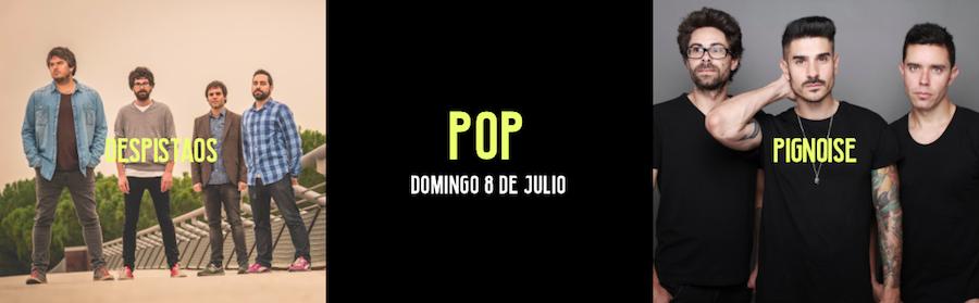Cartelera Pop, Valencia Music Experience