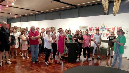 El Club Moddos visita Dance, Underground & Couture de Jarr en el EMAT de Torrent