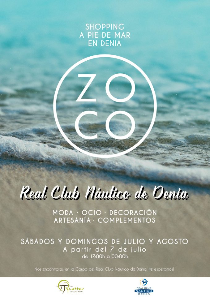 Zoco del Real Club Náutico Denia