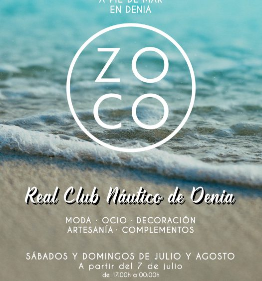 Zoco del Real Club Náutico Denia