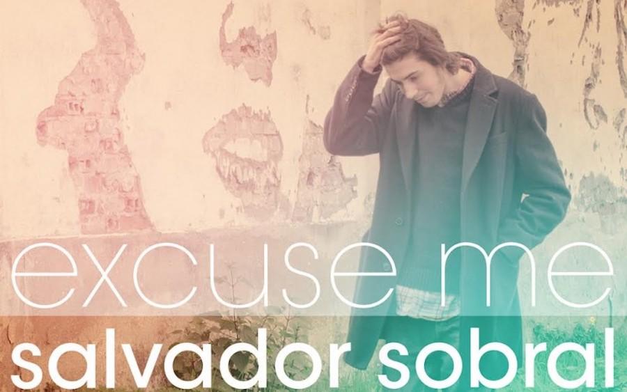 """Portada álbum """"Excuse Me"""" Salvador Sobral"""