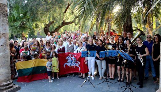 Lituania celebra su Día Nacional junto con los valencianos