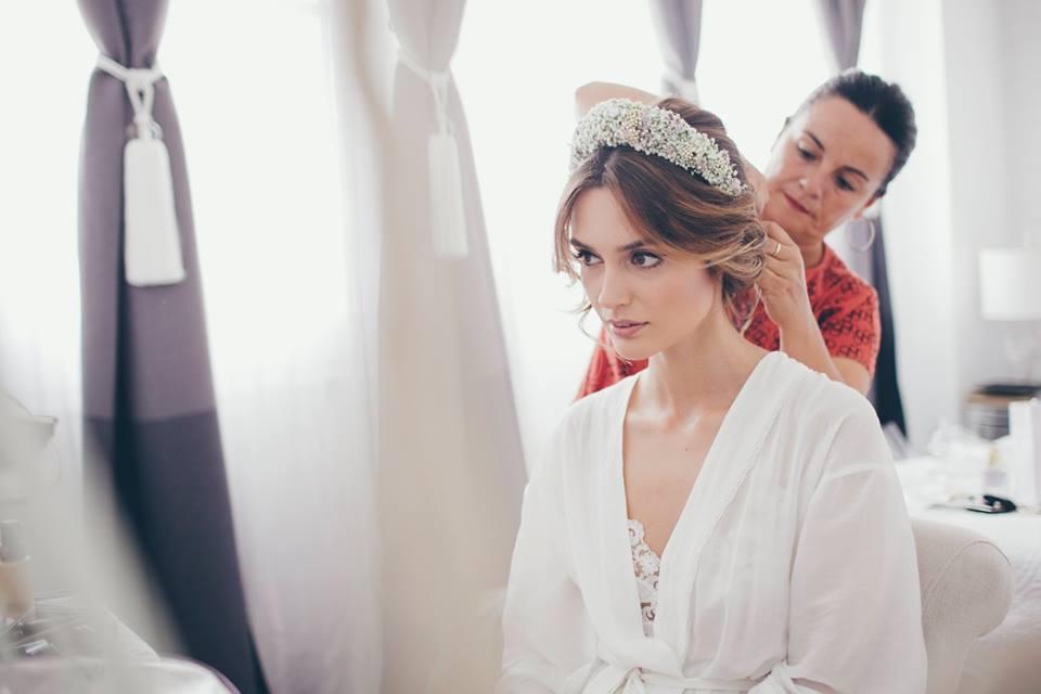 maquilladoras de boda en Valencia