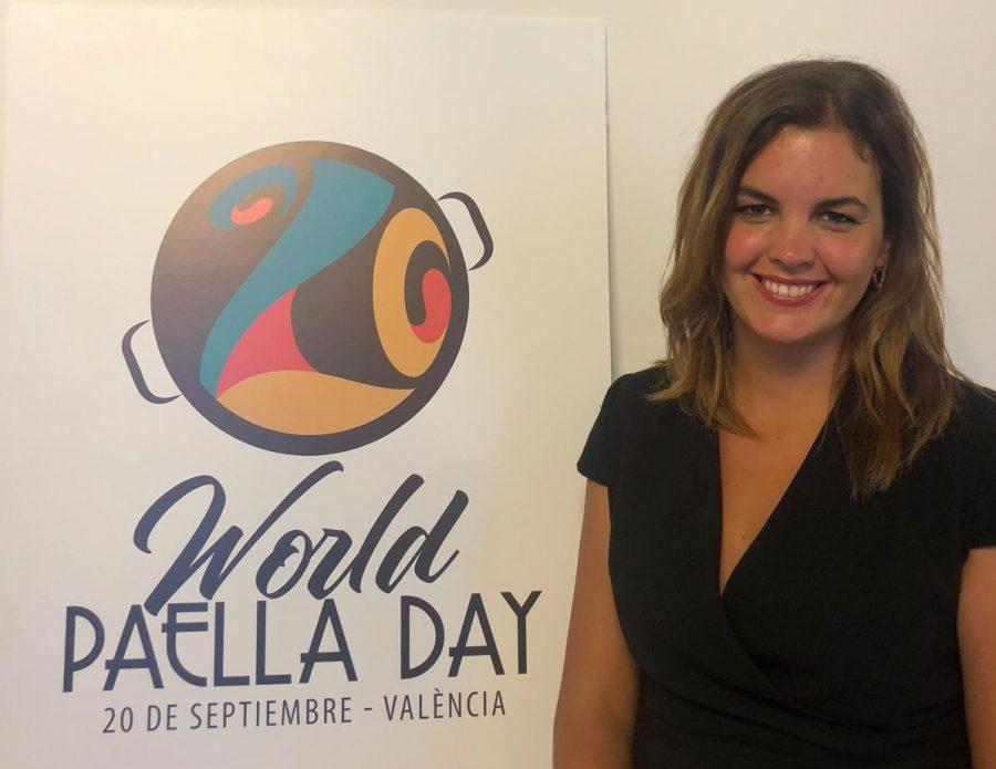 Presentación de las actividades que se celebrarán en la Plaza del Ayuntamiento con motivo del World Paella Day