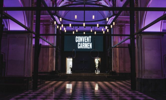 programación cultural de Convent Carmen