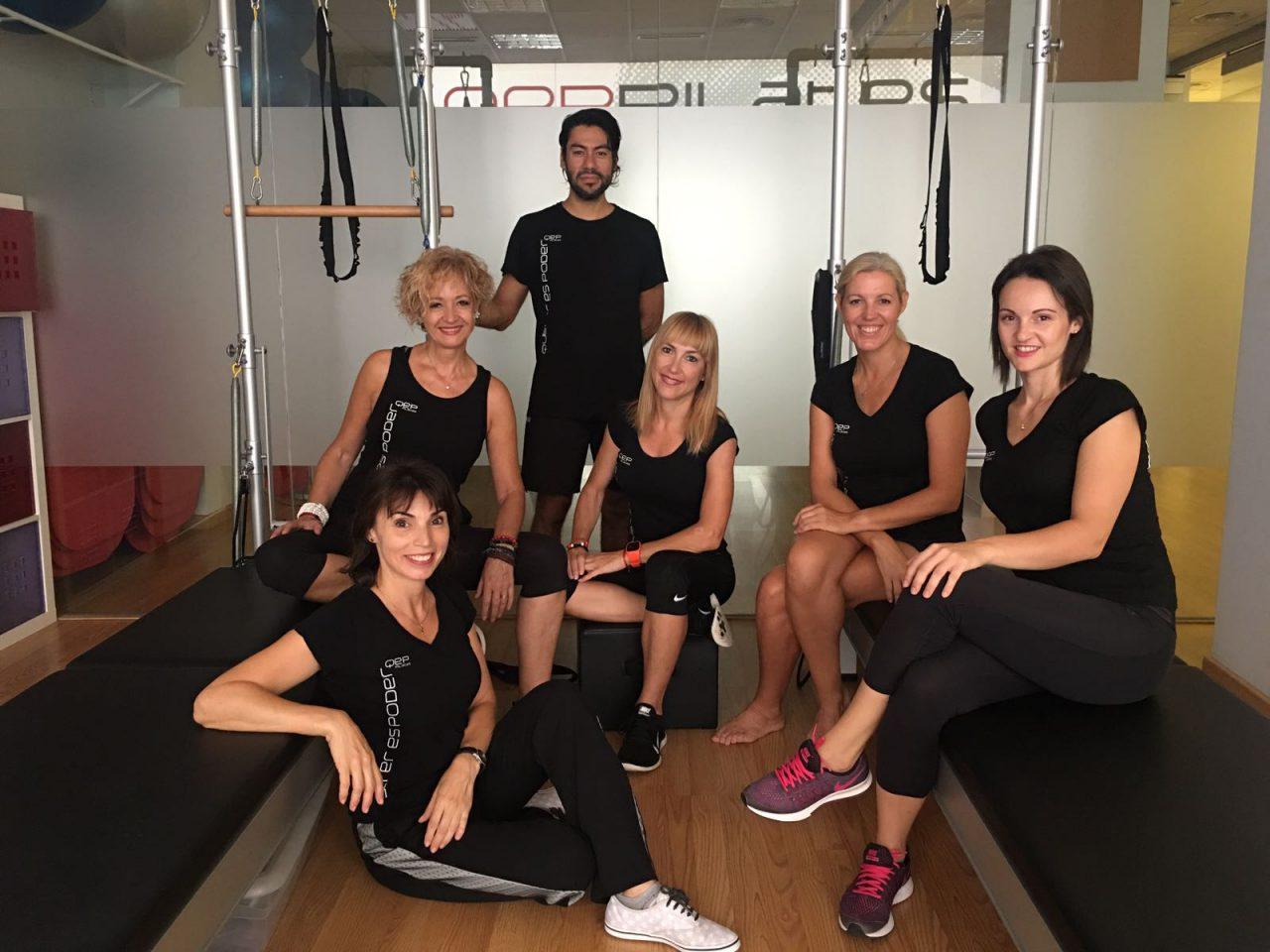 Método Pilates en el centro de entrenamiento integral QEP Pilates 5e2419362b9f