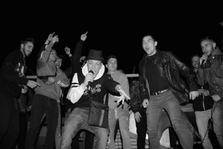 Nadal015, rapero valenciano streetshark
