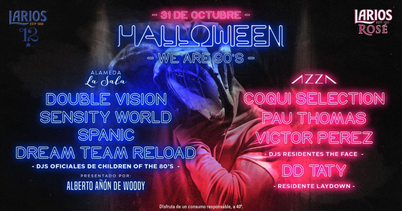 Celebra Halloween en Palau Alameda