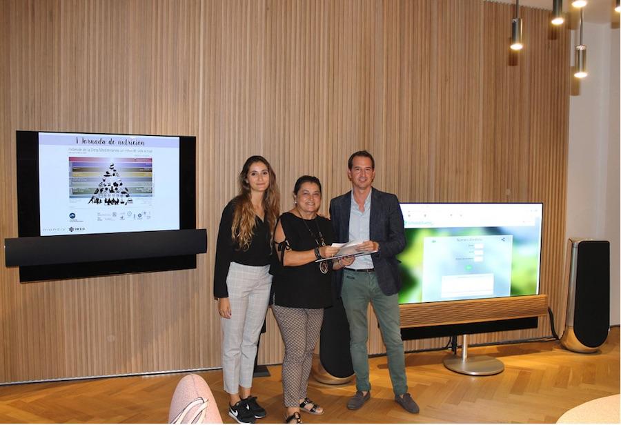 Moncly Concept y el Hospital IMED Valencia. Dieta Mediterránea