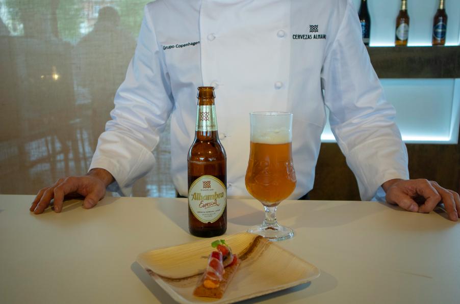 Cervezas Alhambra organiza del 22 al 25 de noviembre la primera edición del certamen gastronómico Bocados, que se celebrará en el Tinglado 2 de La Marina de Valencia