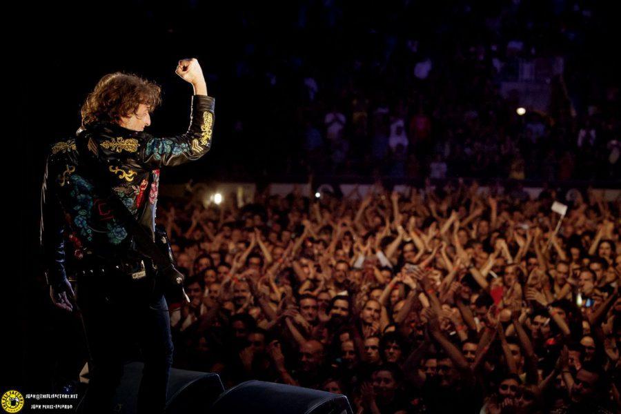 Loquillo, «40 años de Rock and Roll Actitud»