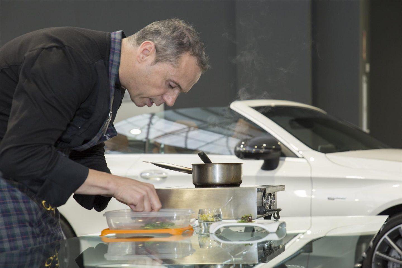 Esta mañana ha sido presentada la segunda edición del Concurso Aires Creativos en el espacio Mercedes-Benz Valencia,un certamen donde los colores, aromas y sabores