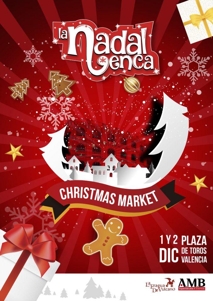 La Plaza de Toros acoge estas navidades a La Nadalenca