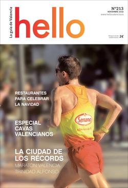 Publicación digital Hello Valencia NOVIEMBRE #213