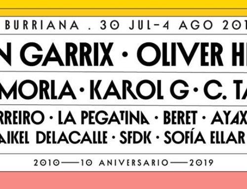 Primeras confirmaciones Arenal Sound 2019 ??