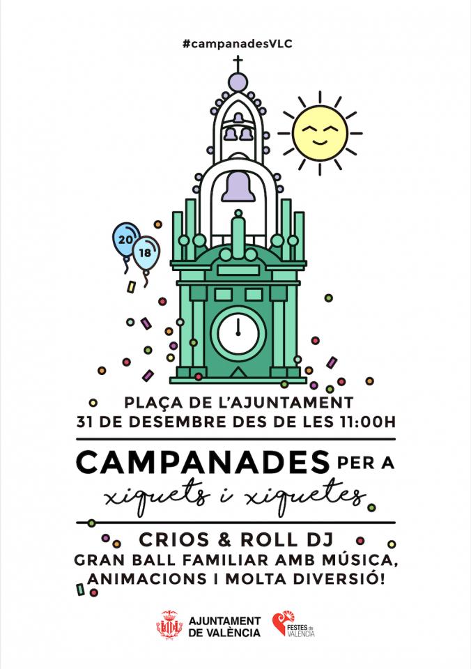 CAMPANADES DE CAP D'ANY 2018