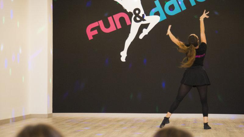 Escuela de baile, Fun & Dance