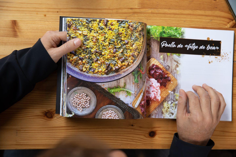 Rice Paella, libro paella lovers.