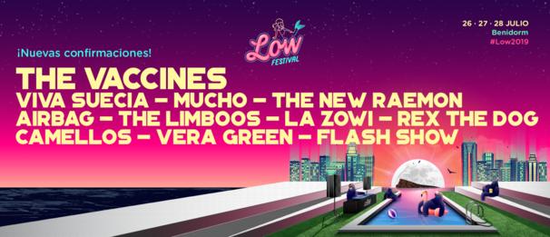 New Order, un mito a la altura de Low Festival 2019