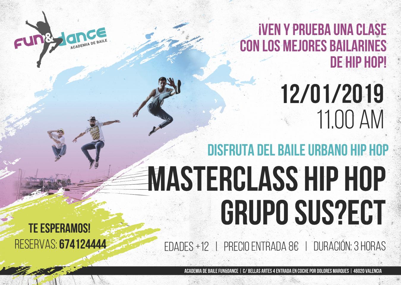 Fun & Dance, escuela de baila Valencia