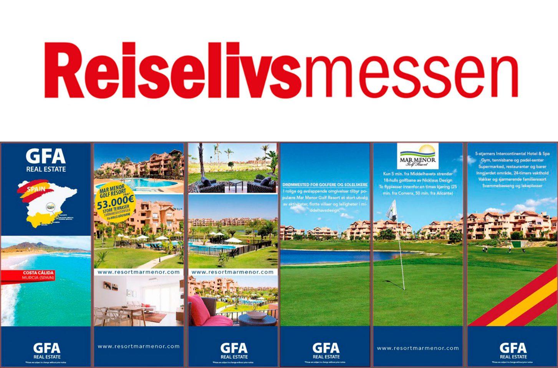 GFA Real Estate estará presente en Oslo (Noruega) en la Feria InternacionalReiselivsmessen