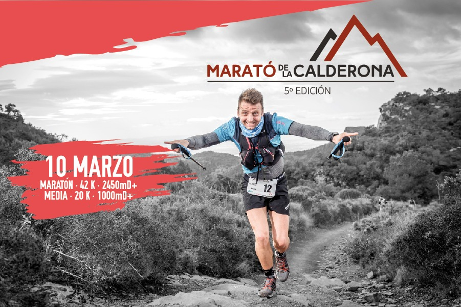 Maratón de la Sierra Calderona