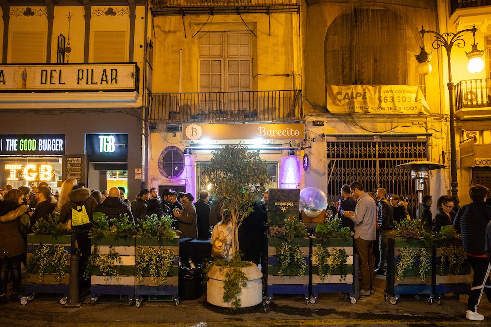 Barecito del Carmen, nuevo restaurante en Valencia