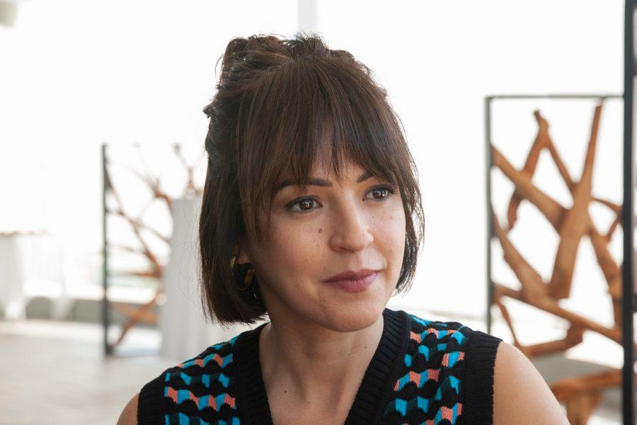 Verónica Sánchez, protagonista de El Embarcadero