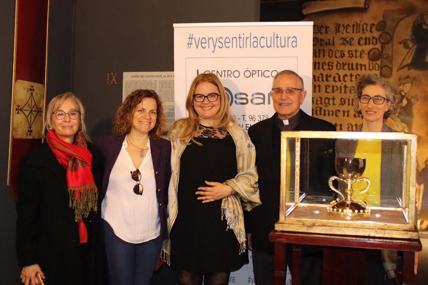 Una tesis doctoral concluye que el Cáliz de Valencia pudo ser el Santo Grial de la Última Cena