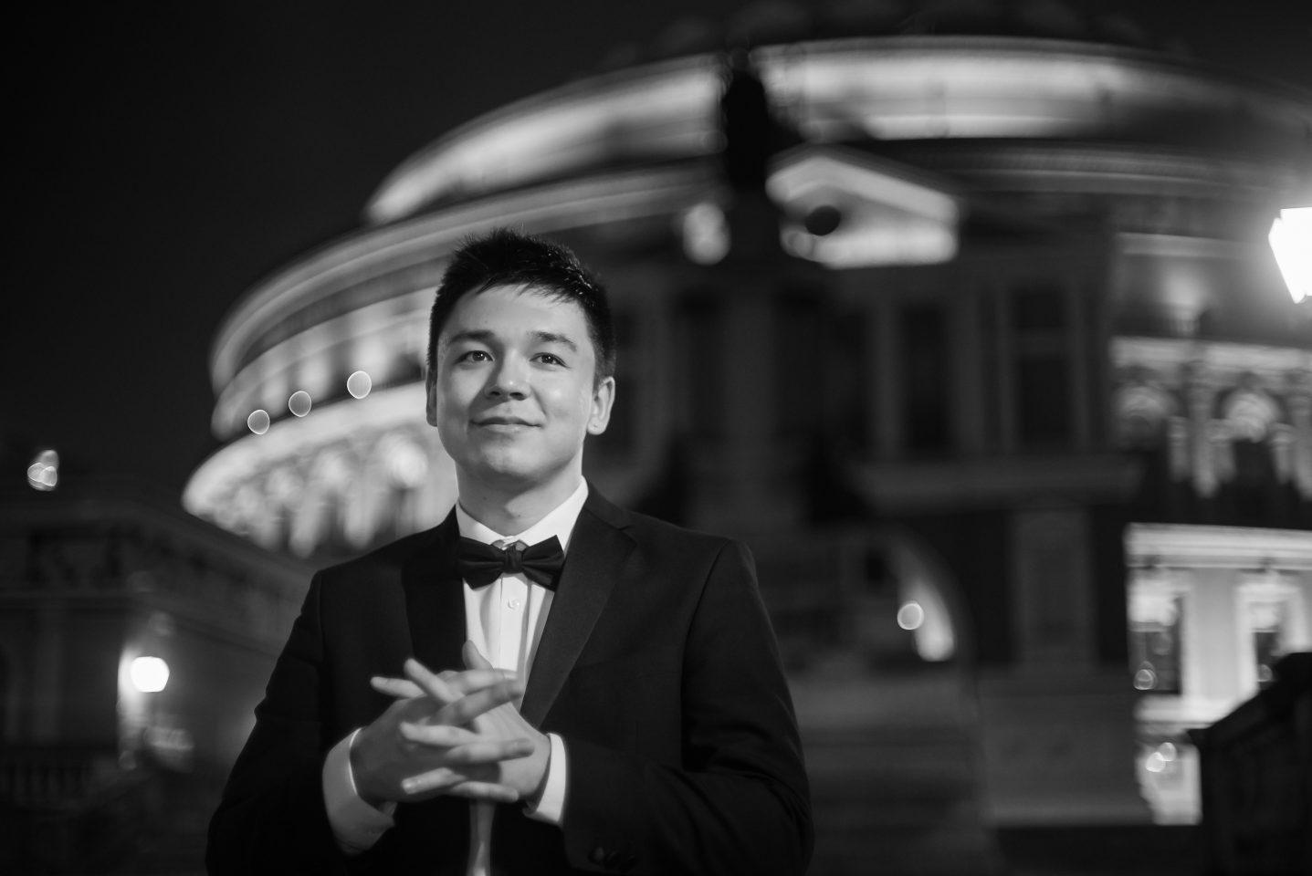 El pianista Daniel Hyunwoo ofrece un recital en el próximo Concert a la Fundació