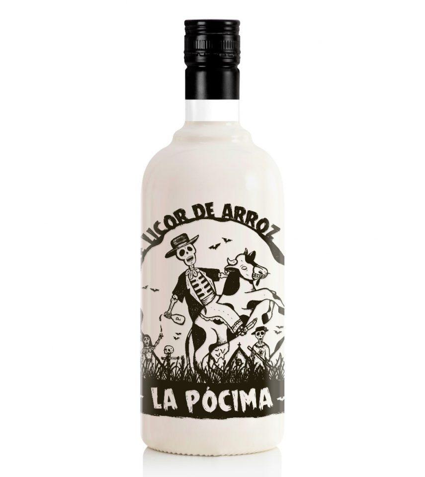 La Pócima, ginebra premium gallega nacida en 2016, lanzaba hace solo unos meses una de sus creaciones más sonadas, la Crema de Arroz, una bebida golosa,