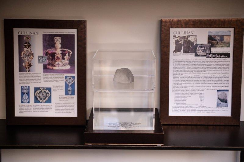 El Cullinan, el diamante más grande de la historia